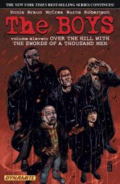 The Boys Vol 11: Over The Hill With The Swords Of A Thousand Men