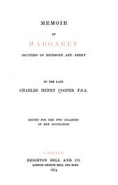 Memoir of Margaret, Countess of Richmond and Derby