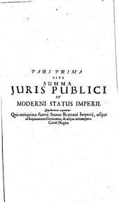 Fundamenta Urbis Et Orbis Seu Reipublicae Romanae