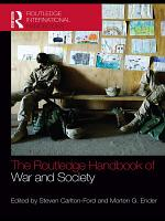 The Routledge Handbook of War and Society PDF