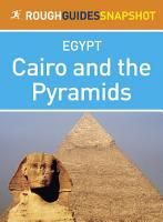 Cairo and the Pyramids  Rough Guides Snapshot Egypt  PDF