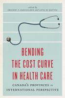 Bending the Cost Curve in Health Care PDF