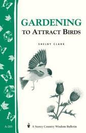 Gardening to Attract Birds
