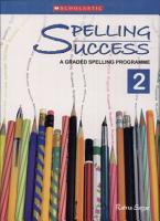 Spelling Success 2 PDF
