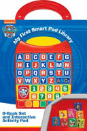 Download Nickelodeon Paw Patrol  My First Smart Pad Library Book