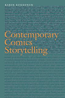 Contemporary Comics Storytelling Book