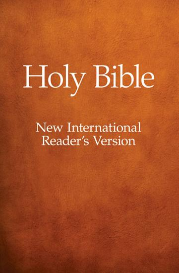 NIrV  Holy Bible for Adults  eBook PDF