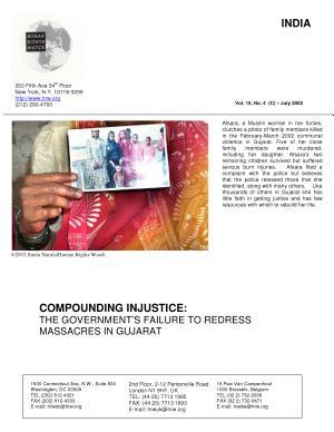 Human Rights Watch PDF