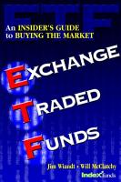 Exchange Traded Funds PDF