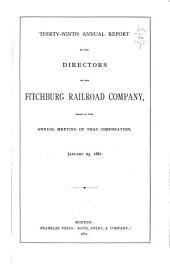 Annual Report: Volumes 39-46