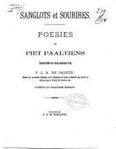Sanglots et sourires: poésies