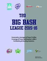 BBL5: Big Bash League 2015/16