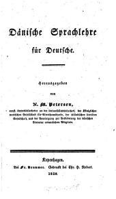 Dänische sprachlehre für Deutsche ...