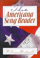 The Americana Song Reader PDF