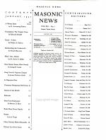 Masonic News PDF