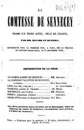 La comtesse de Sémerey