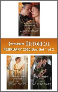 Harlequin Historical February 2020   Box Set 1 of 2 Book