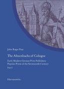The Altzenbachs of Cologne