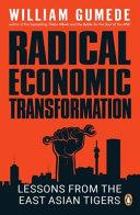Radical Economic Transformation