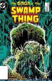 The Saga of the Swamp Thing (1982-) #28