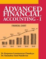 ADVANCED FINANCIAL ACCOUNTING   I PDF