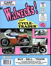 WALNECK'S CLASSIC CYCLE TRADER, MAY 1995