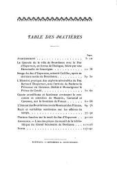 Mazarinades inconnues, publiées avec avertissement, notes et appendice
