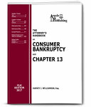 The Attorney s Handbook on Consumer Bankruptcy and PDF