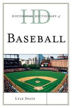 Historical Dictionary of Baseball PDF