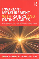 Invariant Measurement with Raters