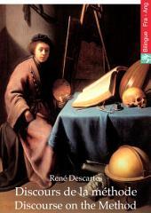 Discours de la méthode (Français Anglais édition illustré): Discourse on the Method (French English Edition illustrated)