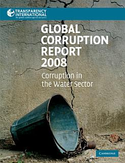 Global Corruption Report 2008 Book