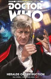 Doctor Who: The Third Doctor Complete Collection