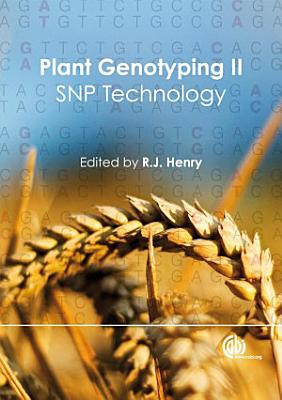 Plant Genotyping II PDF