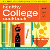 The Healthy College Cookbook: Edition 2