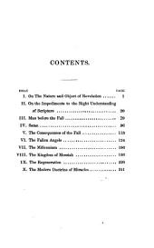 Eruvin: Or, Miscellaneous Essays on Subjects Connected with the Nature, History, and Destiny of Man, Volume 1