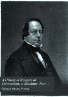 A History of Newgate of Connecticut  at Simsbury  Now East Granby PDF