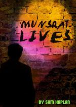 My Hardcover Book Munsrat Lives