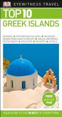 Greek Islands - DK Top 10 Eyewitness Travel Guide