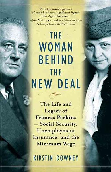 Download The Woman Behind the New Deal Book