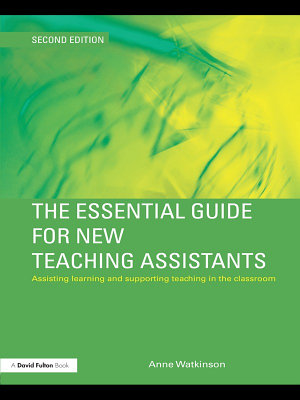 The Essential Guide for New Teaching Assistants PDF