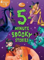 5-Minute Spooky Stories: 4 books in 1
