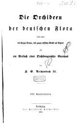 Deutschlands Flora: 13: Die Orchideen der deutschen Flora nebst denen des ubrigen Europa, des ganzen russischen Reichs und Algiers also ein Versuch einer Orchideographie Europas