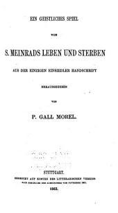 Des teufels Netz: satirisch-didaktisches Gedicht aus der ersten Hälfte des fünfzehnten Jahrhunderts, Bände 69-71