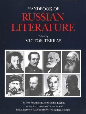 Download Handbook of Russian Literature Book