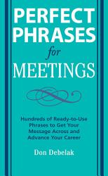 Perfect Phrases For Meetings Book PDF