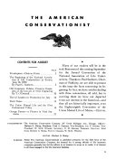 American Conservationist