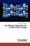 An Effective Algorithm for Coding Color Images