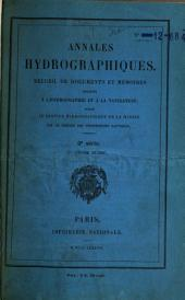 Annales hydrographiques