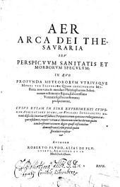 Roberti Flvdd, alias De Flvctibvs Philosophia sacra & vere Christiana, seu, Meteorologia cosmica